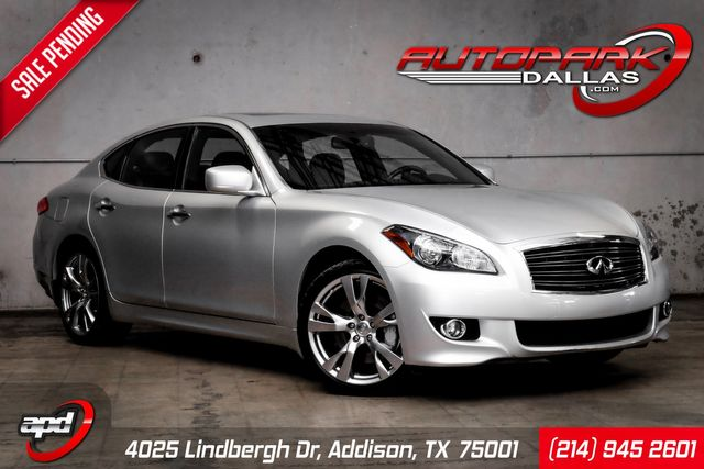 2013 Infiniti M37 Sport in Addison, TX 75001