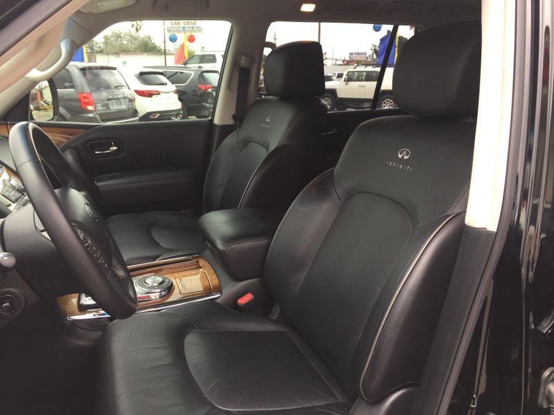 2013 Infiniti QX56   Brownsville TX  English Motors  in Brownsville, TX