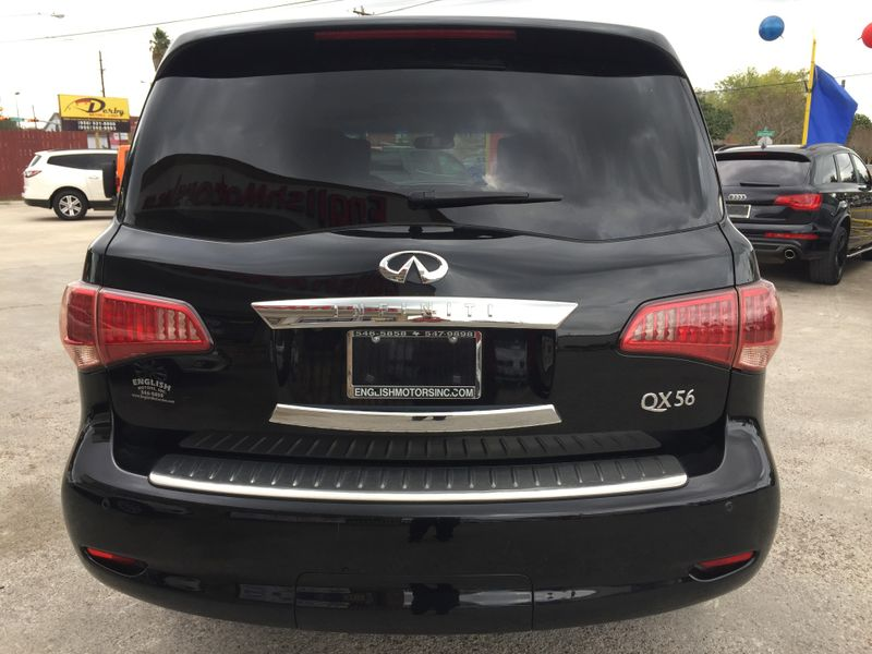 2013 Infiniti QX56   Brownsville TX  English Motors  in Brownsville, TX