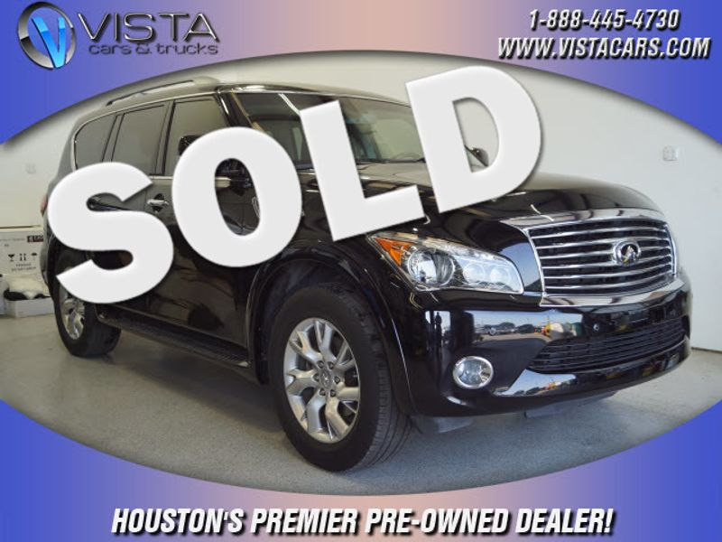 2013 Infiniti QX56 Base  city Texas  Vista Cars and Trucks  in Houston, Texas