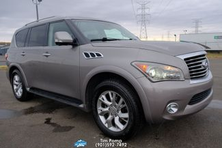 2013 Infiniti QX56 TECH/TOURING/THEATRE PACKAGE in Memphis Tennessee, 38115