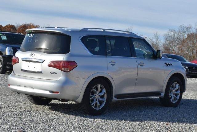 2013 Infiniti QX56 Naugatuck, Connecticut 4