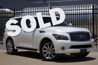 2013 Infiniti QX56 1-OWNER * Deluxe Touring * THEATER * 22s * LOADED! Plano, Texas