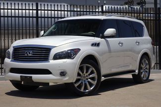 2013 Infiniti QX56 1-OWNER * Deluxe Touring * THEATER * 22s * LOADED! Plano, Texas 1