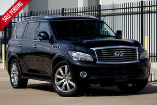 2013 Infiniti QX56 Loaded* Nav* Bu Cam* DVD* Sunroof* EZ Finance** | Plano, TX | Carrick's Autos in Plano TX