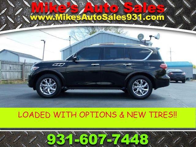 2013 Infiniti QX56 Shelbyville, TN