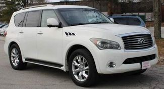 2013 Infiniti QX56 4WD 4dr *Ltd Avail* St. Louis, Missouri