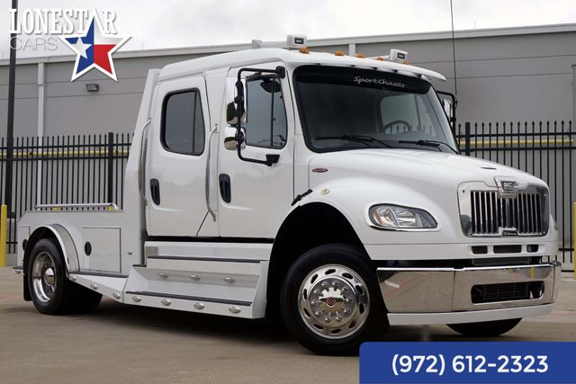 2013 Freightliner M2 106 Sport Chassis Clean Carfax Warranty