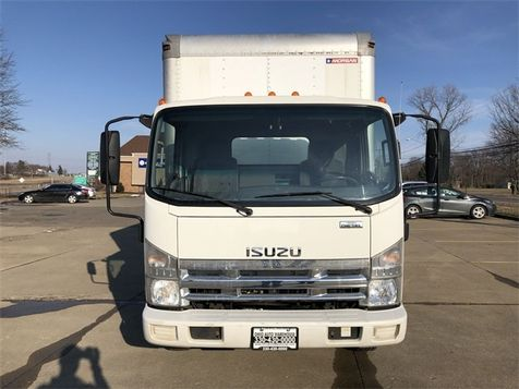 2013 Isuzu NPR  Diesel Box Truck 1-Owner Clean Carfax We Finance | Canton, Ohio | Ohio Auto Warehouse LLC in Canton, Ohio