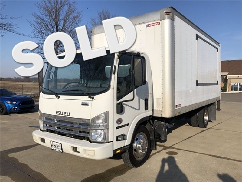 2013 Isuzu NPR  Diesel Box Truck 1-Owner Clean Carfax We Finance | Canton, Ohio | Ohio Auto Warehouse LLC in Canton Ohio