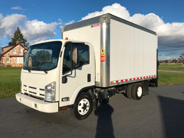 2013 Isuzu NPR DSL REG AT ECO-MAX IBT PWL in Ephrata, PA 17522
