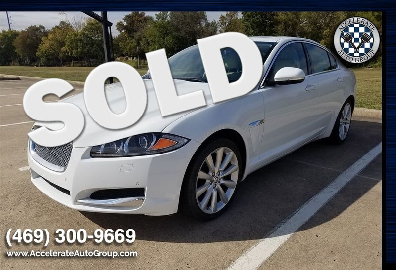2013 Jaguar XF SC AWD LOW MILES SUPERCHARGED AWD NAV NICE!!!! in Rowlett Texas