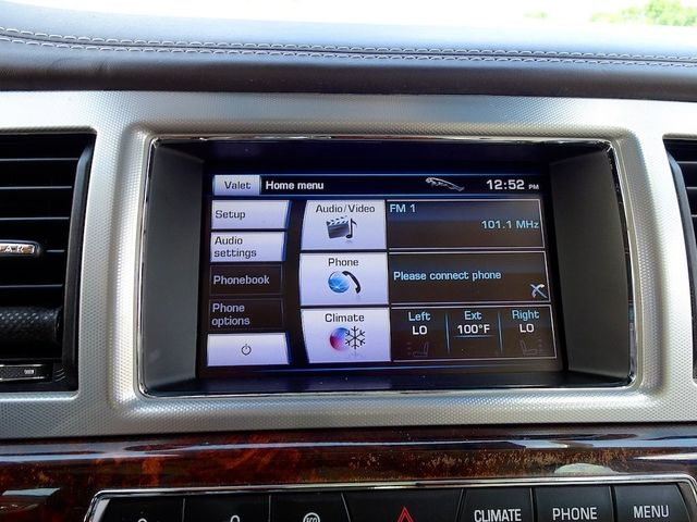 2013 Jaguar XF V6 RWD Madison, NC 16