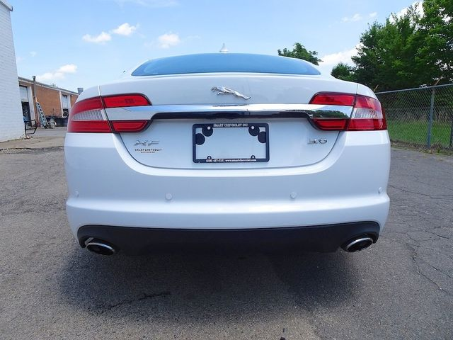 2013 Jaguar XF V6 RWD Madison, NC 3