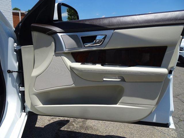 2013 Jaguar XF V6 RWD Madison, NC 36