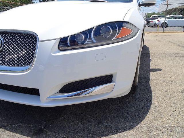 2013 Jaguar XF V6 RWD Madison, NC 9