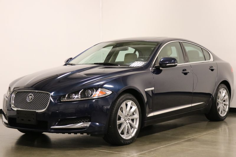 2013 Jaguar XF I4 RWD  city NC  The Group NC  in Mansfield, NC