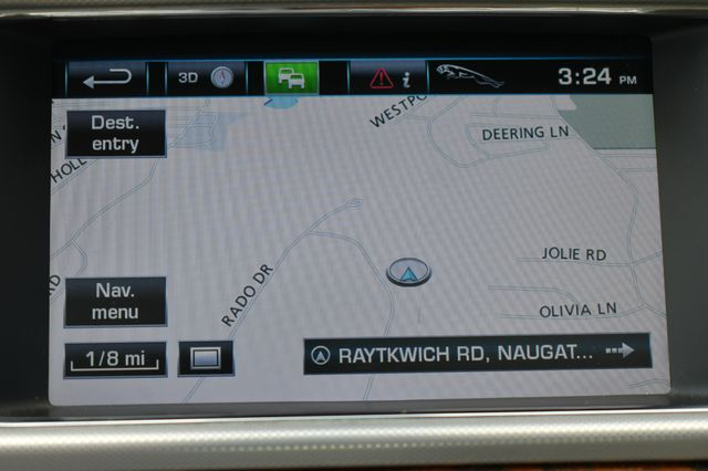 2013 Jaguar XF V6 AWD Naugatuck, Connecticut 24