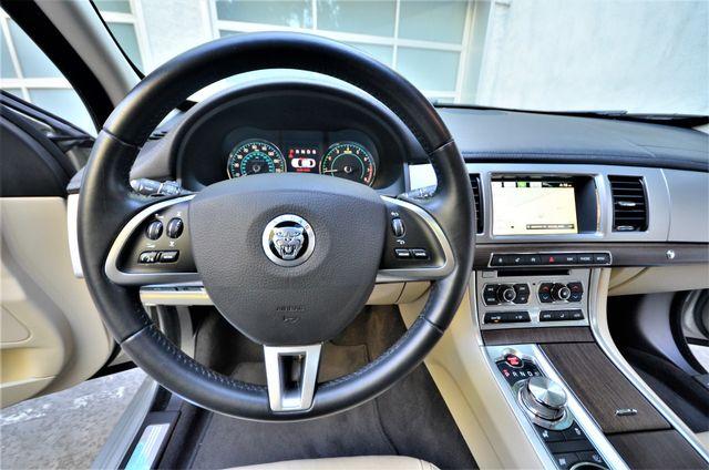 2013 Jaguar XF V6 RWD Reseda, CA 9