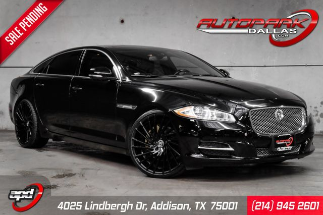 2013 Jaguar XJ XJL Portfolio in Addison, TX 75001
