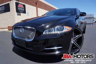 2013 Jaguar XJ XJL Portfolio XJ L LWB Sedan V8 Supercharged | MESA, AZ | JBA MOTORS in Mesa AZ
