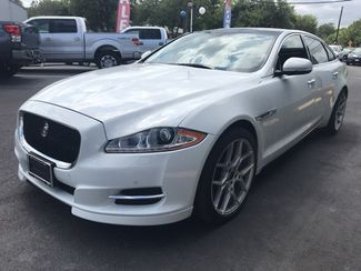 2013 Jaguar XJ XJL Supercharged  city TX  Clear Choice Automotive  in San Antonio, TX