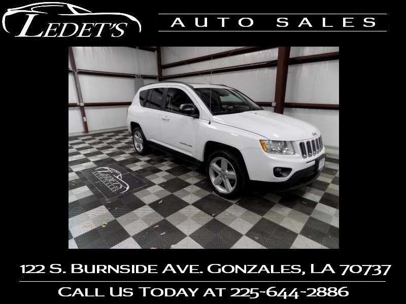 2013 Jeep Compass Limited - Ledet's Auto Sales Gonzales_state_zip in Gonzales Louisiana
