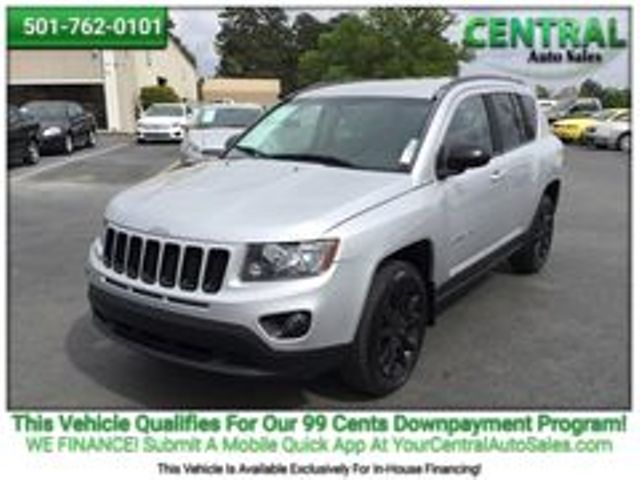 2013 Jeep Compass Latitude   Hot Springs, AR   Central Auto Sales in Hot Springs AR
