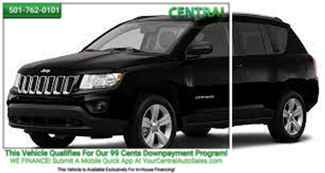 2013 Jeep Compass in Hot Springs AR