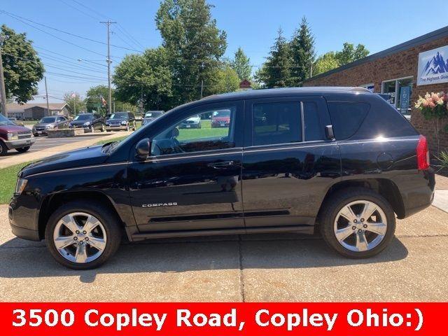 2013 Jeep Compass Limited in Medina, OHIO 44256