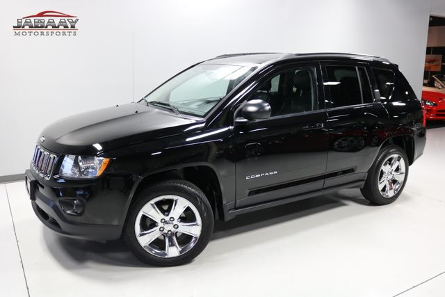 2013 Jeep Compass Limited Merrillville, Indiana 29