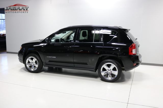 2013 Jeep Compass Limited Merrillville, Indiana 37
