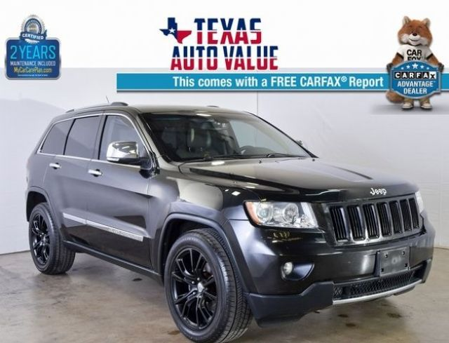 2013 Jeep Grand Cherokee Limited - NAV, PANO ROOF, WHEELS in Addison TX, 75001