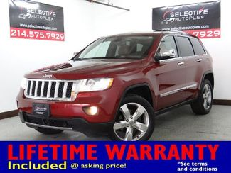 2013 Jeep Grand Cherokee Overland, NAV, DVD/TV, MOONROOF, REMOTE START in Carrollton, TX 75006