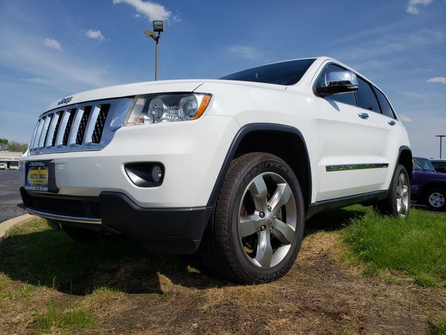 2013 Jeep Grand Cherokee Overland | Champaign, Illinois | The Auto Mall of Champaign in Champaign Illinois