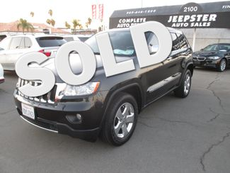 2013 Jeep Grand Cherokee Limited in Costa Mesa California, 92627