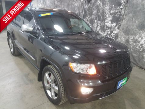 2013 Jeep Grand Cherokee Overland in Dickinson, ND