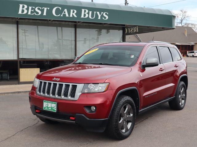 2013 Jeep Grand Cherokee Laredo Trailhawk