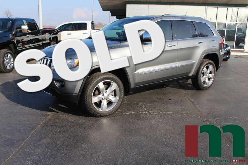 2013 Jeep Grand Cherokee Overland  | Granite City, Illinois | MasterCars Company Inc. in Granite City Illinois