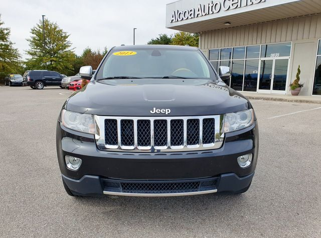 2013 Jeep Grand Cherokee Overland 4X2 in Louisville, TN 37777