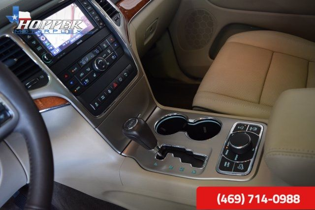 2013 Jeep Grand Cherokee Overland in McKinney, Texas 75070