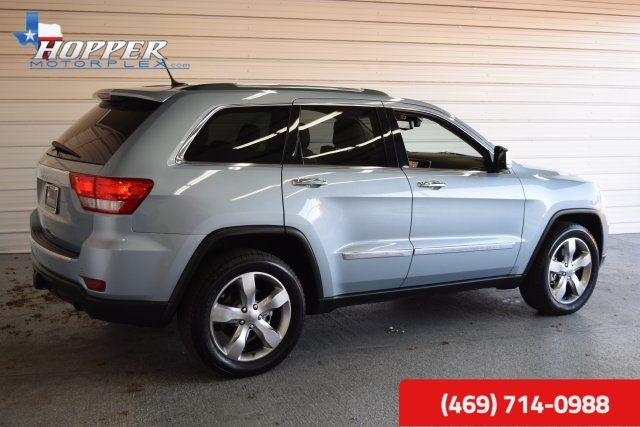 2013 Jeep Grand Cherokee Overland in McKinney Texas, 75070