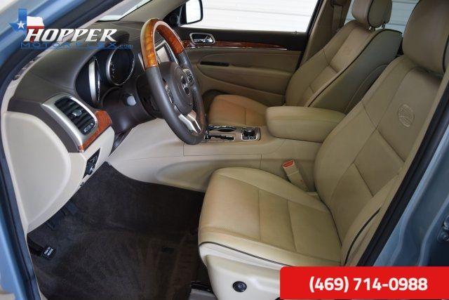 2013 Jeep Grand Cherokee Overland | McKinney Texas | Hopper