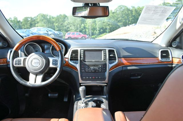 2013 Jeep Grand Cherokee Overland Naugatuck, Connecticut 17