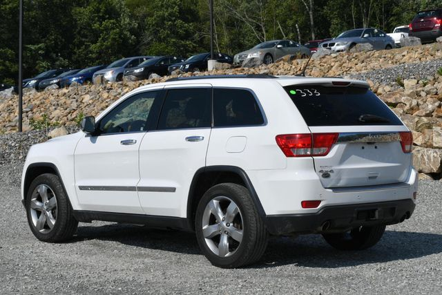 2013 Jeep Grand Cherokee Overland Naugatuck, Connecticut 2