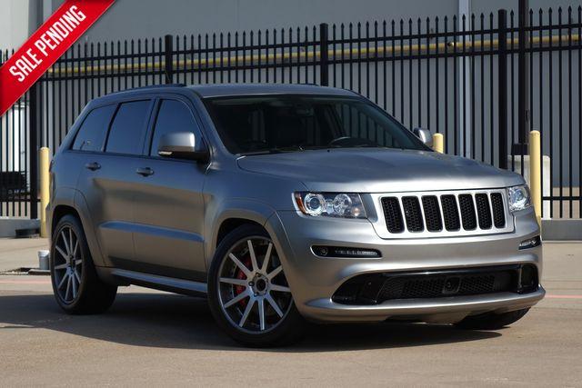 2013 Jeep Grand Cherokee SRT8 Vapor*Nav*Bu Cam*Pano*Only 48k* Ez Finance** | Plano, TX | Carrick's Autos in Plano TX