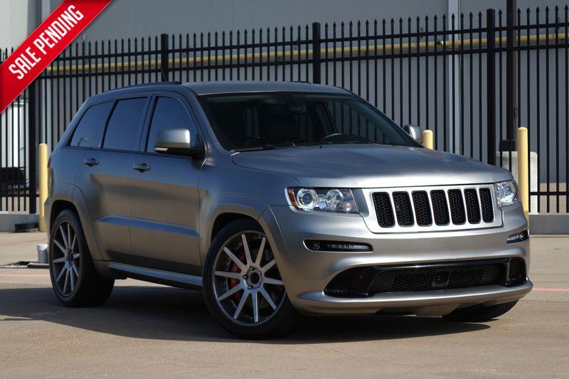 2013 Jeep Grand Cherokee SRT8 Vapor*Nav*Bu Cam*Pano*Only 48k* Ez Finance**   Plano, TX   Carrick's Autos in Plano TX