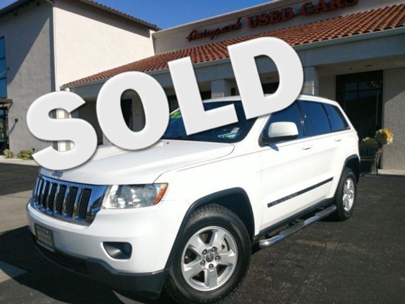 2013 Jeep Grand Cherokee Laredo   San Luis Obispo, CA   Auto Park Sales & Service in San Luis Obispo CA