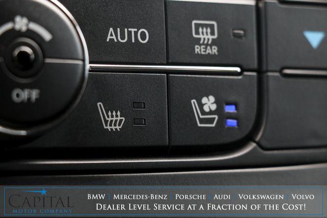 2013 Jeep Grand Cherokee SRT8 4x4 w/470HP Hemi V8, Nav, 19-Speaker Audio, Panoramic Roof & Tow Pkg in Eau Claire, Wisconsin 54703