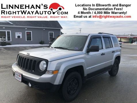 2013 Jeep Patriot Sport in Bangor